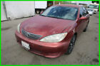 2005 Toyota Camry LE (OAB) 2005 Toyota Camry LE Sedan Automatic 4 Cylinder NO RESERVE