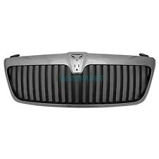 Grille Chrome Frame With Silver Bars Fits 2003-2006 Lincoln Navigator FO1200554