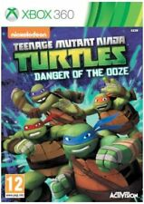 Teenage Mutant Ninja Turtles: danger de la ooze (Xbox 360) - Livraison 1ère Classe