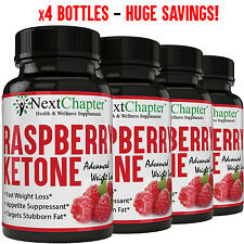 Pure Raspberry Ketone - Rapid Weight Loss! 1200 MG High Potency 100% Natural
