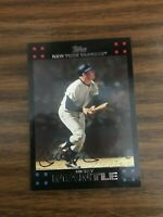 2007  Topps # 7 Mickey Mantle New York Yankees NrMt