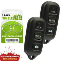 Car Key Fob Keyless Remote 3B For 1996 1997 1998 1999 2000 Toyota Rav4 Rav 4