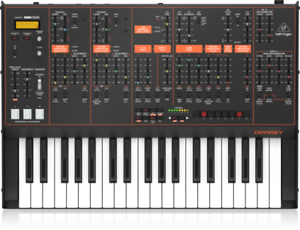BEHRINGER ODYSSEY 37 FULL SIZE SYNTH,NUOVO,SPEDITO GRATIS.