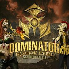 Maze Of Martyr - Dominator 2017 [CD]