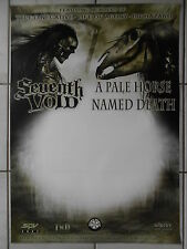 A Pale Horse Named Death-Seventh Void 2011 ORIG. Concert-concerto-Tour-POSTER