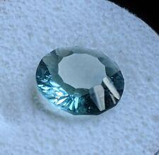 Fluorite Round Concave 6.86ct