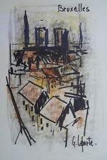 Georges LAPORTE (1926-2000) Technique mixte/papierBruxelles P1781