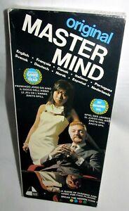 New Vintage Original Master Mind 1972 Parker Brothers Board Game