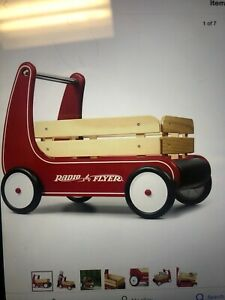 Radio Flyer 612 Classic Walker Wagon