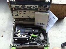 Festool Stichsage PS400 Carvex mit Systeiner u.Plug It Kabel