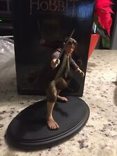 Weta The Hobbit Bilbo Baggins! (Retired)