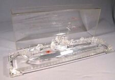 Model Minesweeper Ship Plastic Russian Vintage Soviet Navy WWII Old Vintage