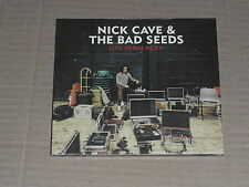 "Nick Cave & The Bad Seeds ""Live From KCRW"" CD Sealed [incl Push The Sky Away]"