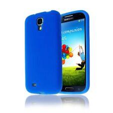 Fundas y carcasas lisos Para Samsung Galaxy S4 de silicona/goma para teléfonos móviles y PDAs