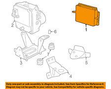 BMW OEM 94-95 740iL ABS Anti-Lock Brake System-Control Module 34521162889
