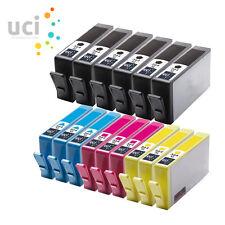 15 UCI® Ink Cartridge fits for HP 364XL Deskjet 3070A 3520 Officejet 4610 4620
