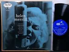 HELEN MERRILL LP EMARCY MG 36006 MONO DG 1955 Jazz QUINCY JONES CLIFFORD BROWN