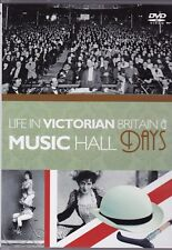 Life In Victorian Britain & Music Hall Days DVD