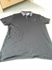 Tailor and cutter Polo Shirt Size Xl Black