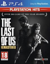 The Last of Us: Remastered - PlayStation Hits (PS4)  NEW AND SEALED - IN STOCK