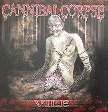 "CANNIBAL CORPSE ""VILE"" VINYL LP REISSUE BACK ON BLACK LTD NEW"