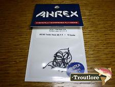18 x AHREX NS182 #4 NORDIC SALT TRAILER HOOKS NEW FLY TYING MATERIALS