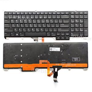 Laptop Keyboard For Dell Alienware 17 R3 US Backlit Black