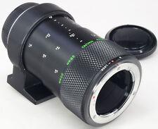 OLYMPUS OM 65-116 Telescopic Macro Tube + Tripod Collar