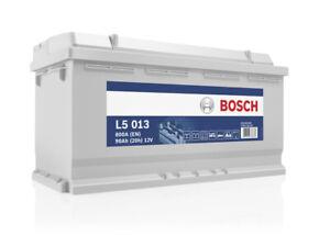Bosch L5013 Batterie décharge lente 12V, 90Ah, 800A - Loisirs, Camping-Cars, ...