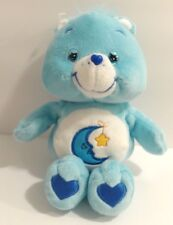 "10"" Care Bears Plush Stuffed Blue Bedtime Bear Toy Animal"