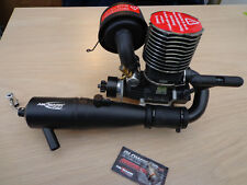 Ansmann Virus ST Nitro Truggy Complete AR21 Engine inc Glow Plug