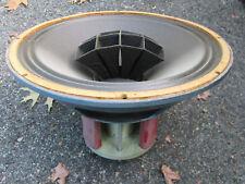 "NICE Vintage Stephens Tru-Sonic 206 15"" Coaxial Duplex HiFi Speaker for Tube Amp"