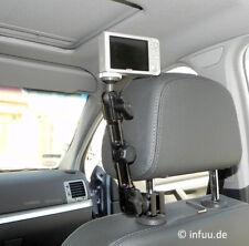 Camera Headrest Mount Camcorder Photo Tripod Car - infuu holders 040