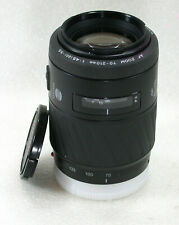 Minolta AF 70-210mm F 4.5 (22)-5.6 Zoom Lens, Fits Minolta & Sony DSLRs 52406368