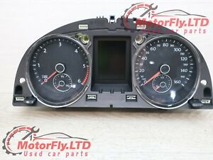 2009 VW PASSAT R LINE B6 2.0 TDI INSTRUMENT CLUSTER SPEEDO CLOCK 3C0920972D