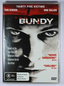 Ted Bundy DVD NEW TRACKED POST