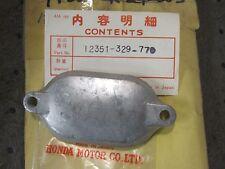 NOS Honda XL250 TL250 XL TL 250 XL350 Valve Adjust Cap Cover 12351-329-770