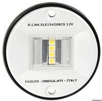 Osculati LED Positionsleuchte Navigationslicht weiß / 135° Hecklicht Heckleuchte