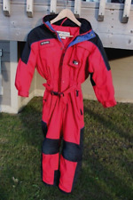 Columbia One-Piece Snowsuit Youth Size 8