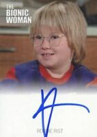 Bionic Collection The Bionic Woman Robbie Rist Autograph Card