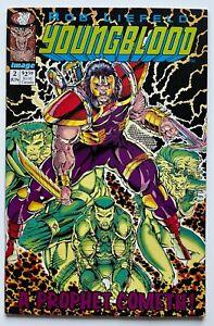 YOUNGBLOOD #2 Green Variant 1ST APP PROPHET SHADOWHAWK | NM | Image Comics 1992