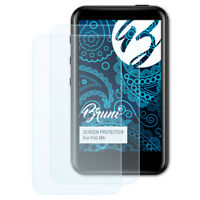 Bruni 2x Protective Film for FiiO M6 Screen Protector Screen Protection