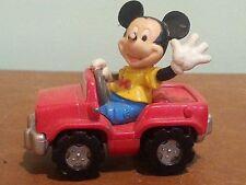 New listing Vintage Walt Disney Mattel Toy Mickey Mouse Jeep Car c. 2000