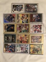 Brian Leetch New York Rangers Lot Of 14 ALL DIFFERENT!!!