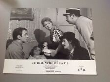 PHOTO D'EXPLOITATION (LOBBY CARD) : LE DIMANCHE DE LA VIE (Danielle Darrieux)