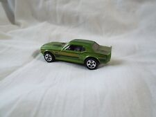 MATTEL MADE IN MALAYSIA 67 FORD MUSTANG GT