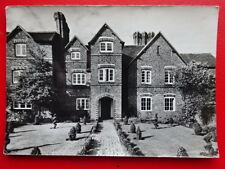 POSTCARD RP STAFFORDSHIRE WOLVERHAMPTON - MOSELEY HALL - THE ENTRANCE FRONT