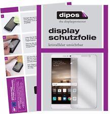 2x Huawei Mate 9 Schutzfolie klar Displayschutzfolie Folie dipos Displayfolie