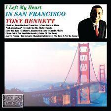 TONY BENNETT - I LEFT MY HEART IN SAN FRANCISCO  CD NEUF