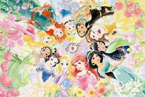 Disney Jigsaw puzzle 97-001 1000 Piece Floral Dream Decoration (50 x 75 cm) NEW
